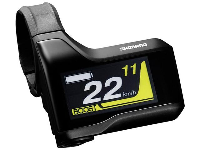 Shimano SC-E8000 Steps Display black